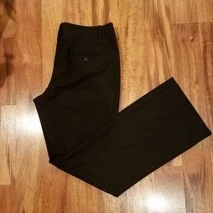 Women's The Limited black dress pants size 12R